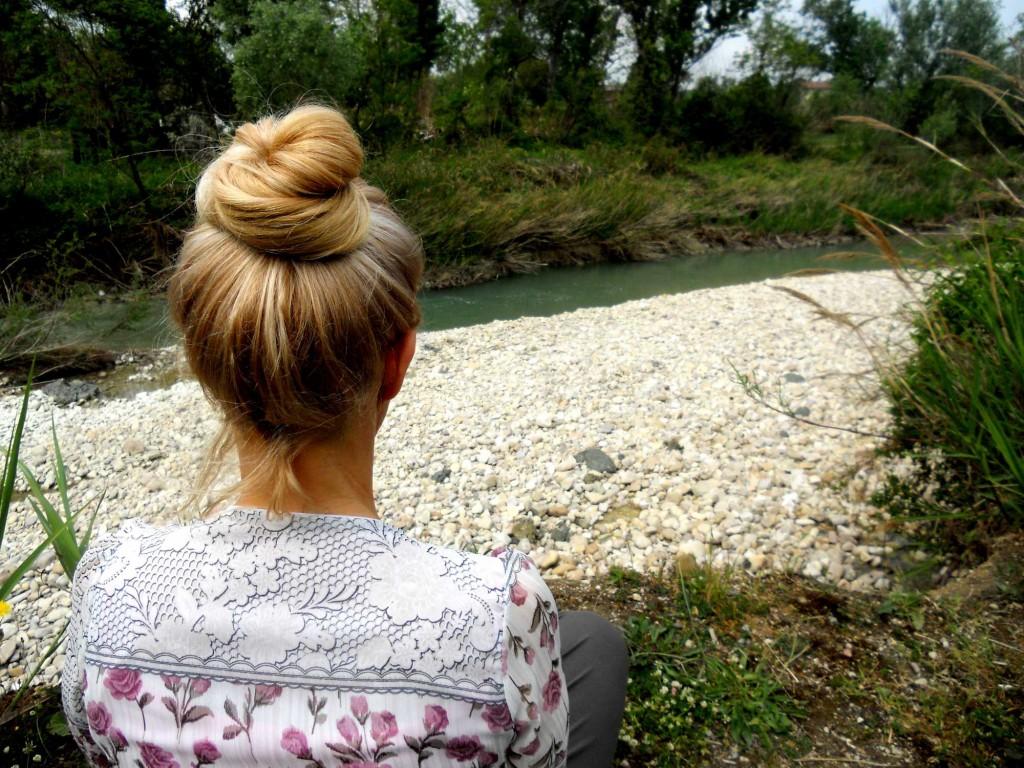 Breath watching meditation at OSHO Sammasati