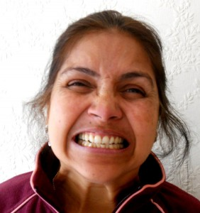 Face Off Meditation at OSHO Sammasati
