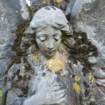 Angel statue-When a loved one dies
