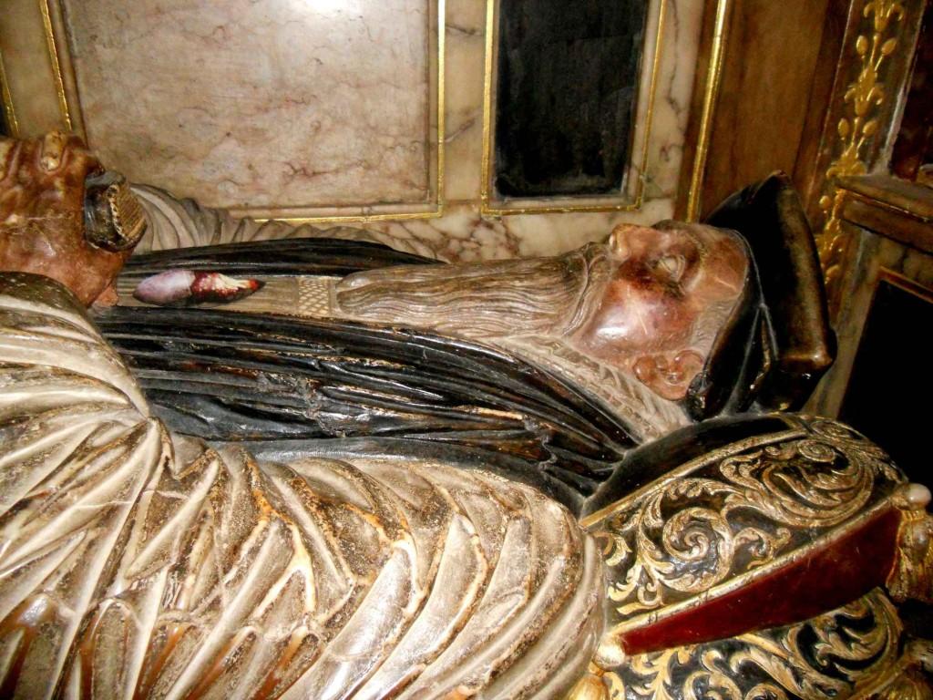 OSHO on death - Exeter sarcophagus