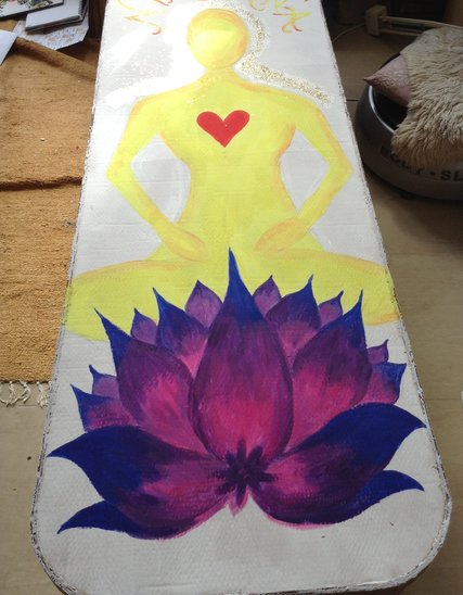Diy funeral taking death into your own hands osho sammasati diy funeral painted coffin lid solutioingenieria Images